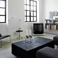 客厅用地面漆装修效果图