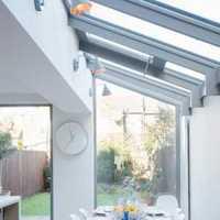 家庭餐厅创意灯具装修效果图