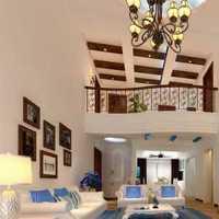 现代别墅客厅客厅家具沙发装修效果图