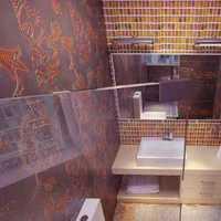 家居现代简约客厅背景墙效果图