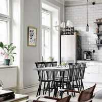 現代簡約風格簡約風格時尚130平米廚房效果圖