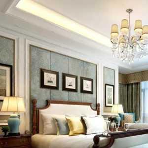 客厅米黄卧室