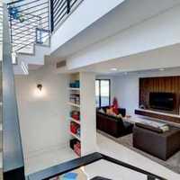 简约时尚现代家居客厅装修效果图