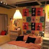 国外家居装修卧室效果图效果图