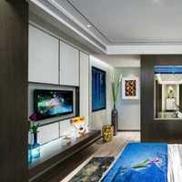 60平二室一厅户型图