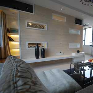 现代四居室
