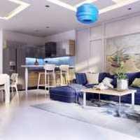 客厅二居客厅家具混搭装修效果图