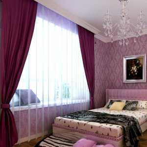 中式古典三居室衣帽間窗簾效果圖