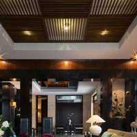 家庭中式客厅西格玛装修效果图