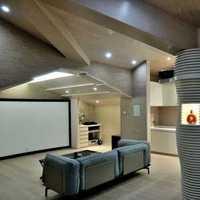 奢华城建客厅三居室装修效果图