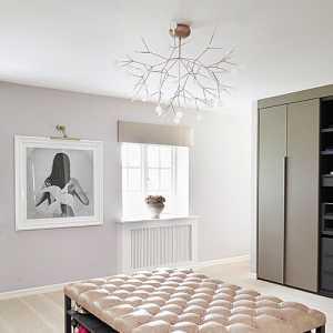 电视背景墙混搭风格二居室客厅电视墙效果图