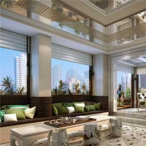 中凯城市之光奢华古典欧式风格设计