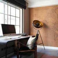 100平米房子贴壁纸装修多少钱