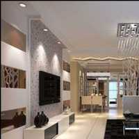 两室两厅大户型简欧客厅装修效果图