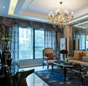 上海龙发装饰公司门面