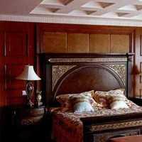3室1厅1卫简约卧室装修效果图