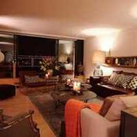 古典实木风客厅家具装修效果图
