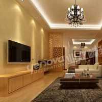客厅电视背景墙清新中式装修效果图