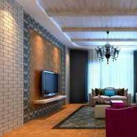 家具优雅红色卧室床效果图