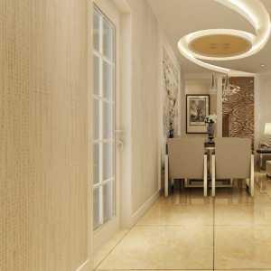 124平米新房装饰样板间