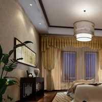 现代欧式壁炉带别墅卧室装修效果图