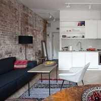别墅厨房博洛尼橱柜装修效果图