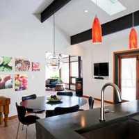 餐厅餐桌婚房60平米装修效果图