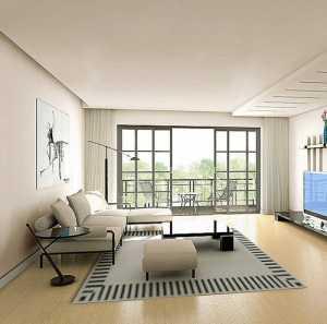 阳台有四个直角怎么做窗帘