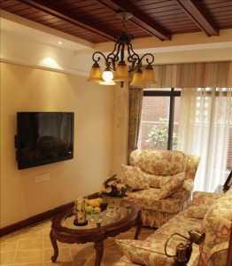 100平米三室一厅家装报价单