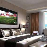 壁柜门双人卧室卧室背景墙装修效果图
