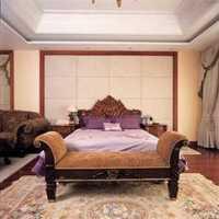 卧室现代简约置物架装修效果图