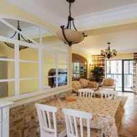 78平米的小两居装修成现代美式风格半包价大概是个多少钱