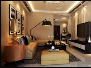 用一万元装修费让63平两室一厅老房换新颜