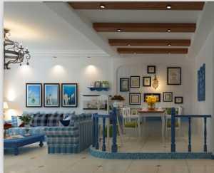 新古典風格公寓古典褐色富裕型地臺書桌效果圖