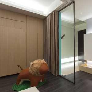 隐形床+隐形门 台北建筑师80平超实用公寓