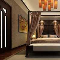 三室二厅英伦装修效果图