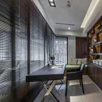 豪华120平米上海老房子装修效果图
