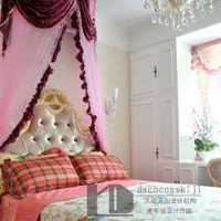 中式古典風格臥室
