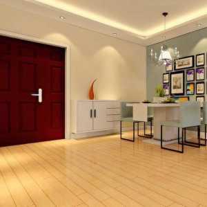 客厅折叠推拉门装修效果图大全2021图片