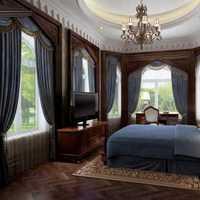 日式别墅白色墙面装修效果图