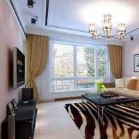 跃层客厅橱柜电视背景墙装修效果图