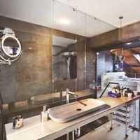抛晶砖卫生间装修效果图
