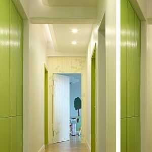 北京小三居88平米旧房装修
