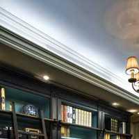 吊顶美式美式家具装修效果图