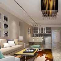 客厅富贵竹装修效果图