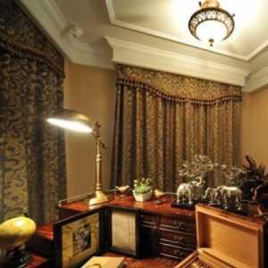 110平二室一厅装修图片