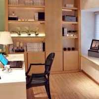 書房歐式書桌書桌書柜裝修效果圖