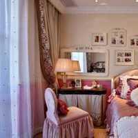 窗帘实木家具实木茶几书架装修效果图