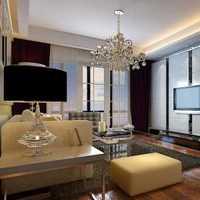 别墅客厅客厅背景墙大户型装修效果图