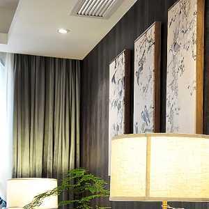 室内仿古瓷砖效果图